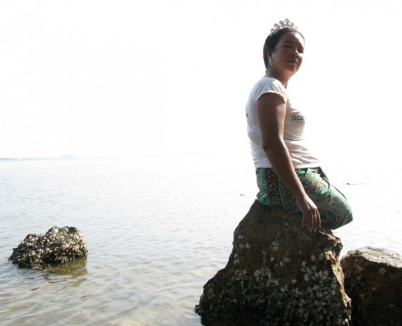 MISS LANDMINE CAMBODIA