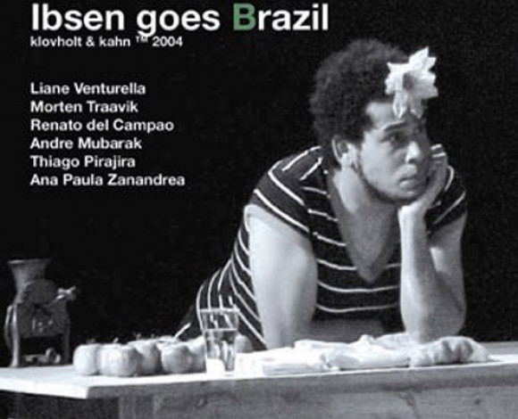 IBSEN GOES BRAZIL (The lady from the sea)