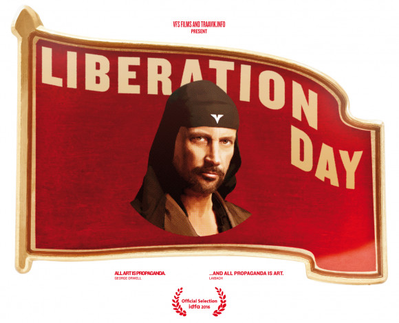 Liberation Day international premiere at IDFA Festival, Amsterdam, November 19